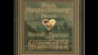 Rudolf Herzer: Hoch Heidecksburg. Marsch. Thüringer Symphoniker Saalfeld-Rudolstadt, Oliver Weder
