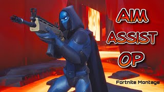Fortnite Montage - 'Aim Assist Op' - Fkj
