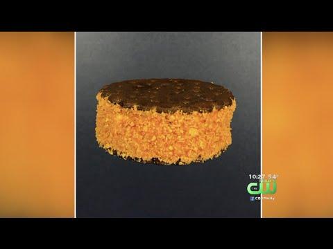 Traci James - Doritos Ice Cream Sandwich