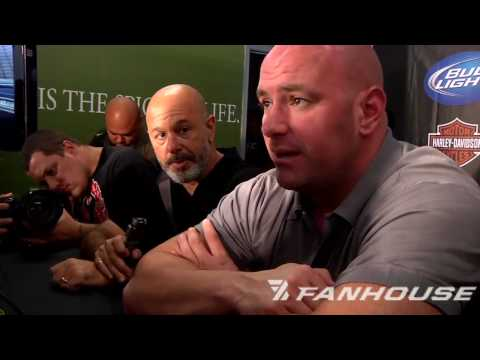 Dana White Talks Fedor Emelianenko vs. Brett Rogers