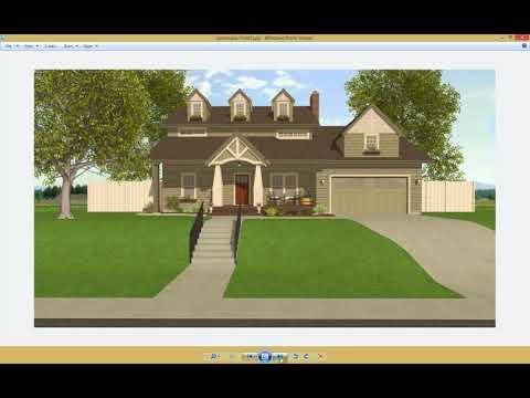 Home Designer 2019 Landscape Design