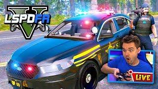 Download Gta 5 Lspdfr Live Pd Greene County Mo Gta 5 Police