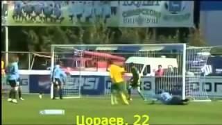 Видео-обзор голов 3 тура Российской Премьер лиги 2012-2013