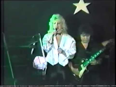 George Baker Selection live in Nijkerk (Holland) am 21.11.1986