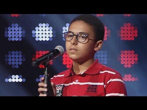 أحمد الحسين – يا وابور - مرحلة الصوت وبس– MBCTheVoiceKids