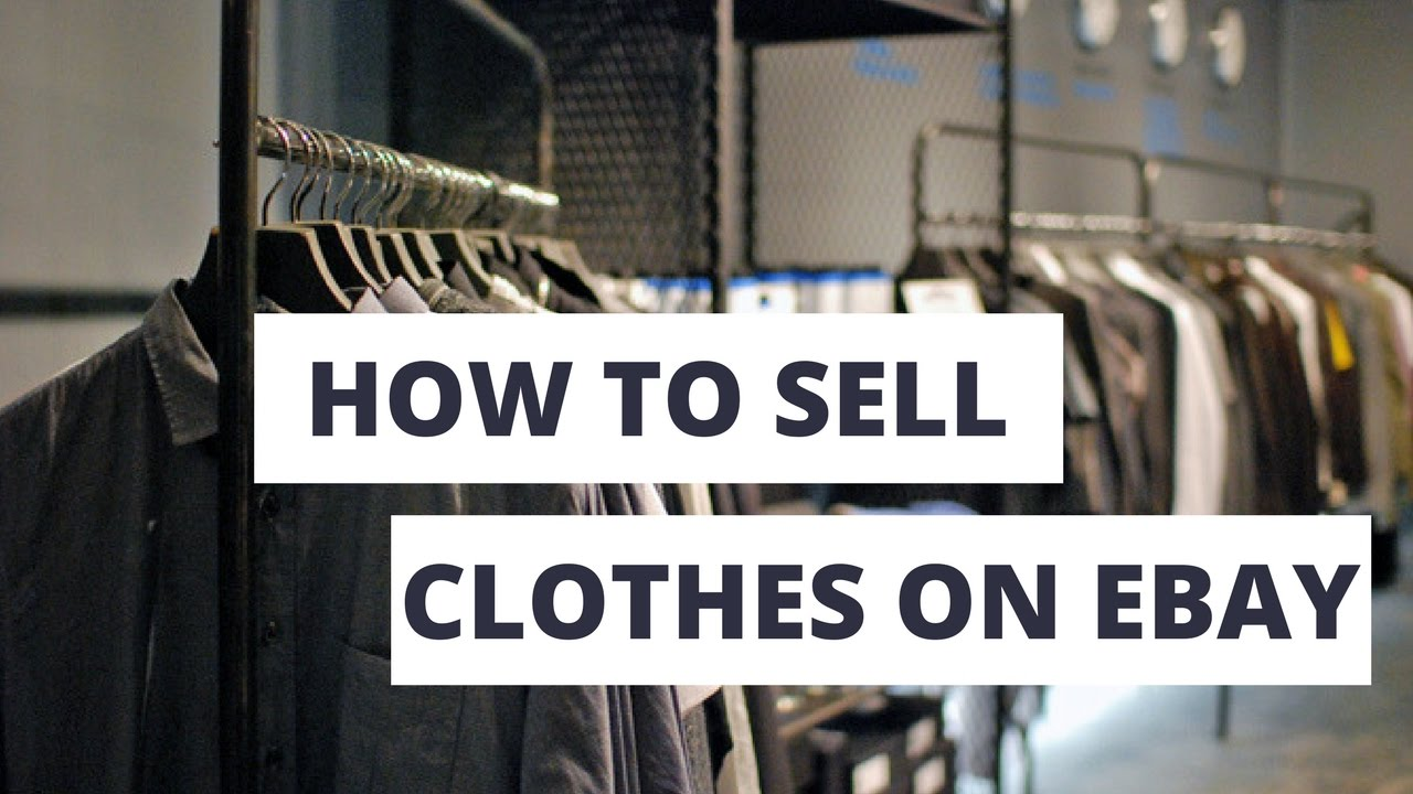 how to start a profitable ebay business selling clothes online with jason slone