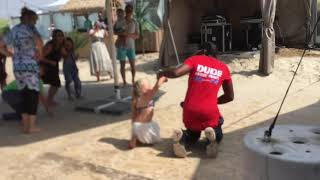Caribbean On The Beach 2019 Kids Time (#DudeEntertainment)