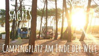 Campingplatz SAGRES Portugal | Surf Camp, Natur und jede Menge KONDOME!