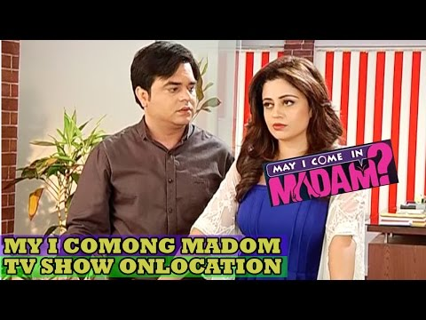 May I Come In Madam 3rd August 2016 On Location : Neha Pendse Interview thumbnail