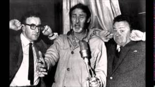 The Man Who Never Was (the Goon Show clip)