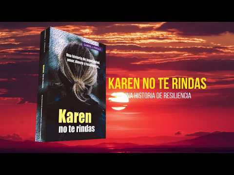Karen no te rindas la novela que expone las brutales prácticas bancarias