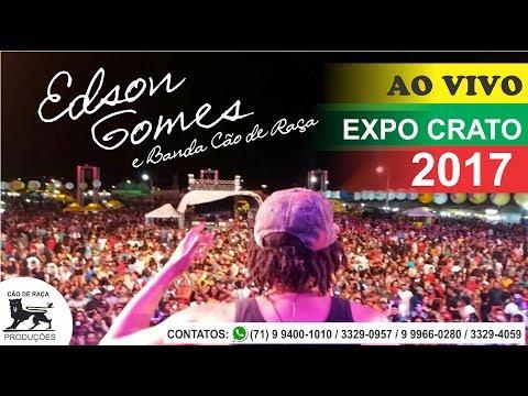 Edson Gomes e Banda Cão de Raça EXPOCRATO 2017 SHOW COMPLETO