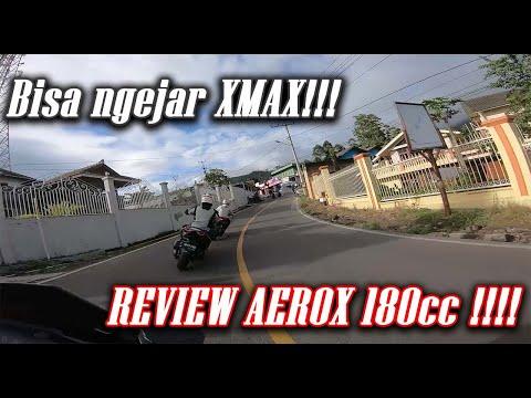 Matic War Bandung - Ciwidey !( REVIEW BOREUP! ) AEROX 180cc!!!