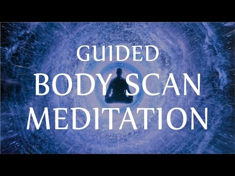 Guided Body Scan Meditation for Mind & Body Healing