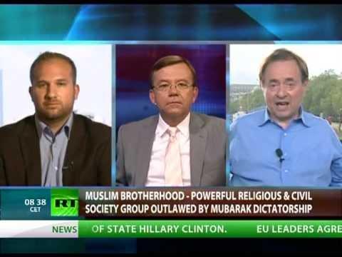 CrossTalk on Egypt: Soft Coup