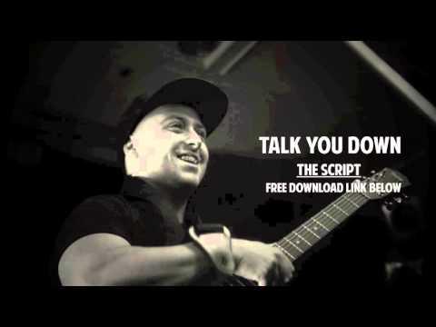 The Script - Talk You Down (Sammy Irish Acoustic Cover)