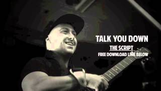 The Script - Talk You Down (Sammy Irish Acoustic Cover)