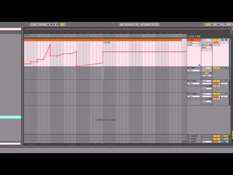 Structure and Arrangement in Electronic Music: Creating an Energy Map