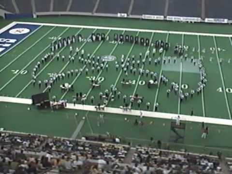 Plymouth Canton High School Marching Band 1998