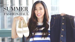 Summer Fashion Haul ft. ASOS, Topshop, Revolve Clothing & more!, summer 2016 fashion haul