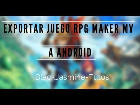 Como exportar a android un juego hecho en RPG MAKER MV con Android Studio