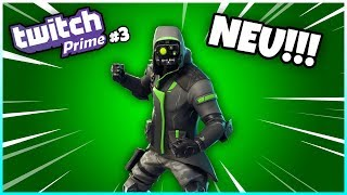 💖 Der NEUE KOSTENLOSE Twitch Prime Skin! | Fortnite Twitch Prime Pack #3 - Fortnite Battle Royale