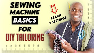 MASTER A Sewing Machine In 8 Minutes!