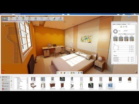 SimLab Composer / Basic Design Features