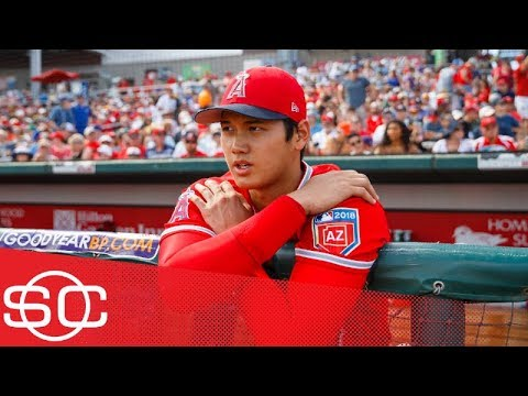 MLB scout says Shohei Ohtani 'should be in A-ball right now' | SportsCenter | ESPN