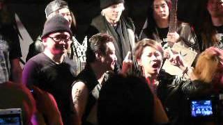 2012/3/31 横浜モアーズで開催されたなりきりマイケルシェンカーコンテ...