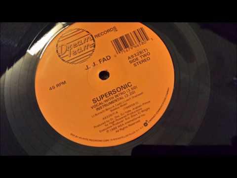 J.J. Fad-Supersonic (Instrumental)