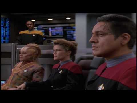 Star Trek Voyager: Ex Post Facto Battle Edit
