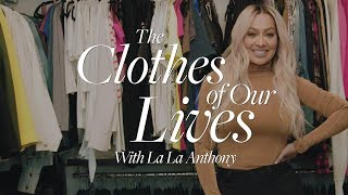 La La Anthony's Closet and her 400 Pairs of Shoes | The Clothes of Our Lives | ELLE