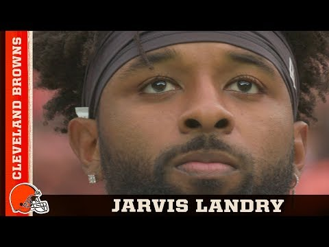 'Jarvis Landry Has Some of the Best Hands I've Ever Seen' | Cleveland Browns