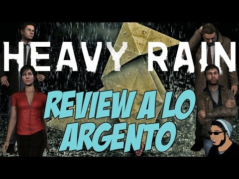 Review a lo Argento * Heavy Rain Remastered Español (Análisis)