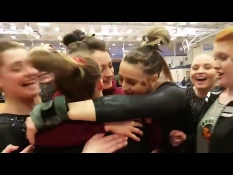 Ursinus College Gymnastics NCGA Easts 2016