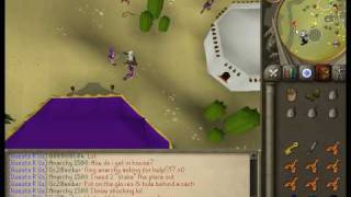 RuneScape - Pre-EOC - The Feud