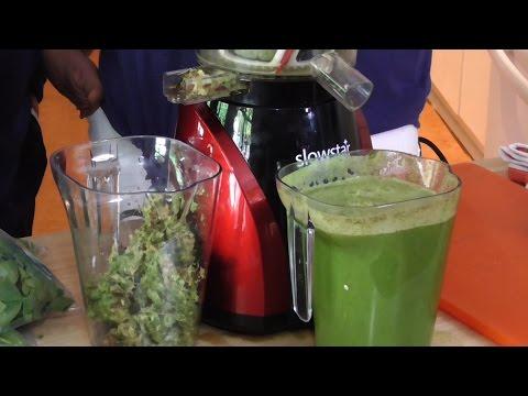Hurom Juicer Vs Omega 8006 : Juicers - Hurom Slow Juicer vs. Breville Centrifugal Ju... Doovi