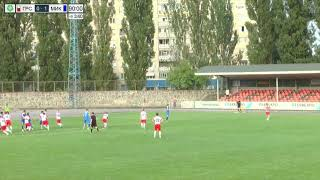 Горняк-Спорт - Николаев - 0:1. Спорные решения арбитра