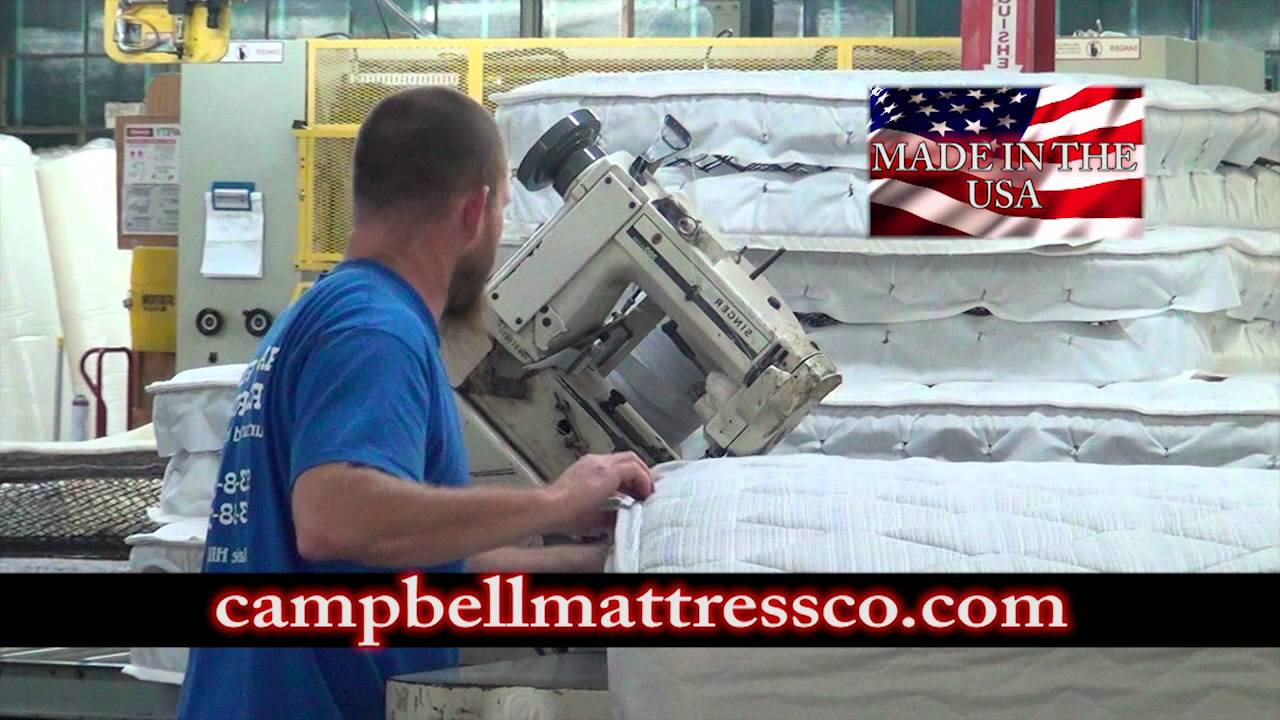 Campbell Mattress Tv Commercial 1 Youtube
