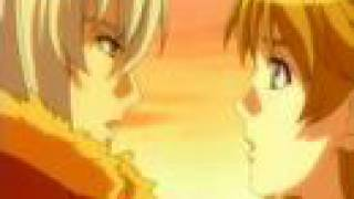 my very first amv... i love this couple very much... and i thought the song would fit :) enjoy~!
