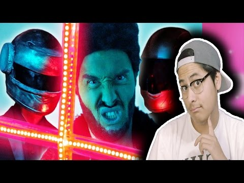 The Weeknd ft. Daft Punk -