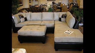 Small Space Sectional Sofa,