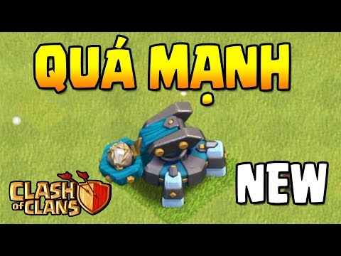 New Defense Scattershot Update TH13 COC    Cẩu Đá AOE Xuất Hiện Trong Clash Of Clans TH13