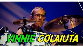Vinnie Colaiuta - storie di batteristi (S2 E2)