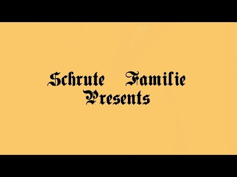 ''Sons and Daughters'' by Schrute's Family; The Office