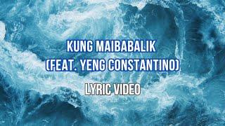 Kung maibabalik ko lang ang dating ikot ng mundo lyrics