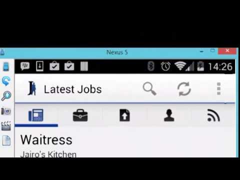 African App Demos: Jobberman App - A Nigerian Job search Platform