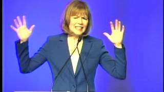 Lt. Gov. Candidate Tina Smith Addresses DFL Convention