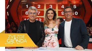 Zvezde Granda - Specijal 01 - 2019/2020 -  Tv Prva 22.09.2019.